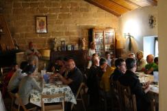 Group Dinner Grañón