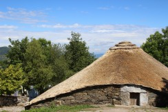 Straw Roof Galicia