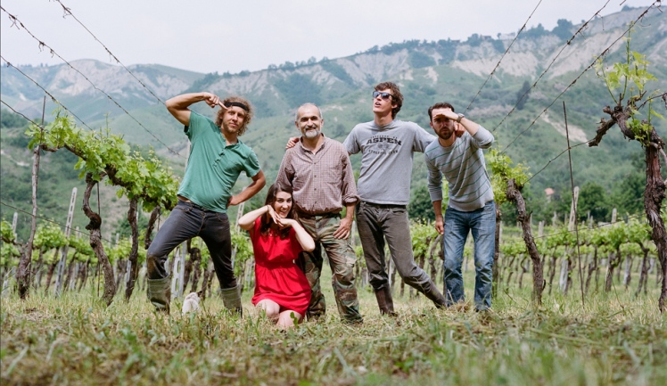 Photo courtesy of Wine-Maker and Musician Mauro Valli www.maurovalli.com