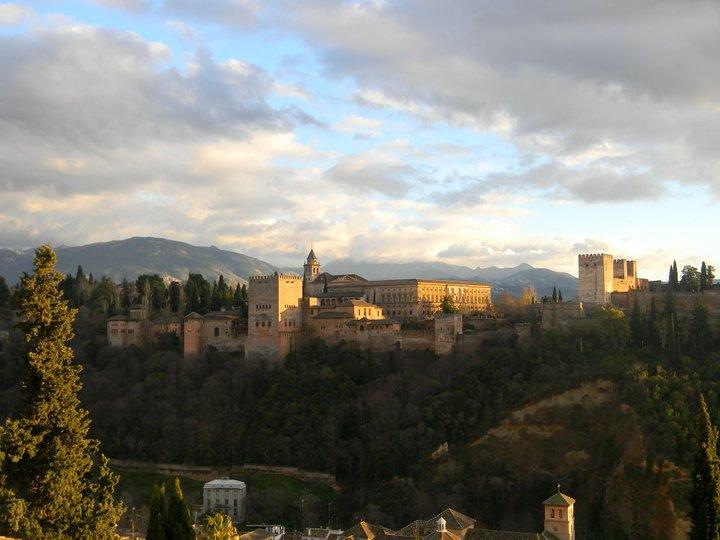The Alhambra Granada, Spain