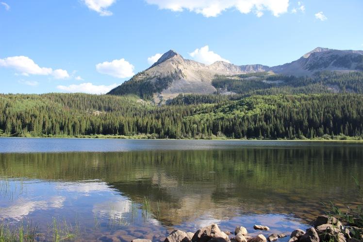 Somewhere near Crested Butte, Colorado