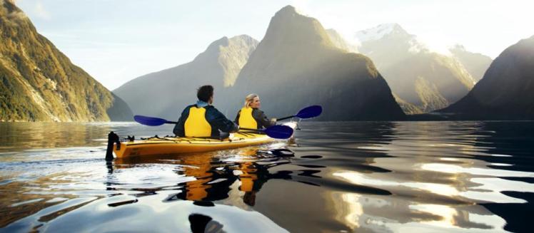 Milford Sound - Photo Courtesy of NewZealand.com