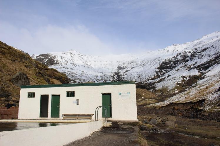 Seljavallalaug Iceland Hot Spring